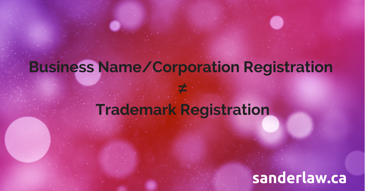 Registered Trademarks (1)