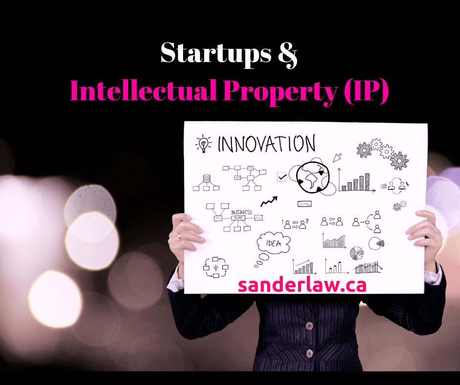 Startups & Intellectual Property (IP)