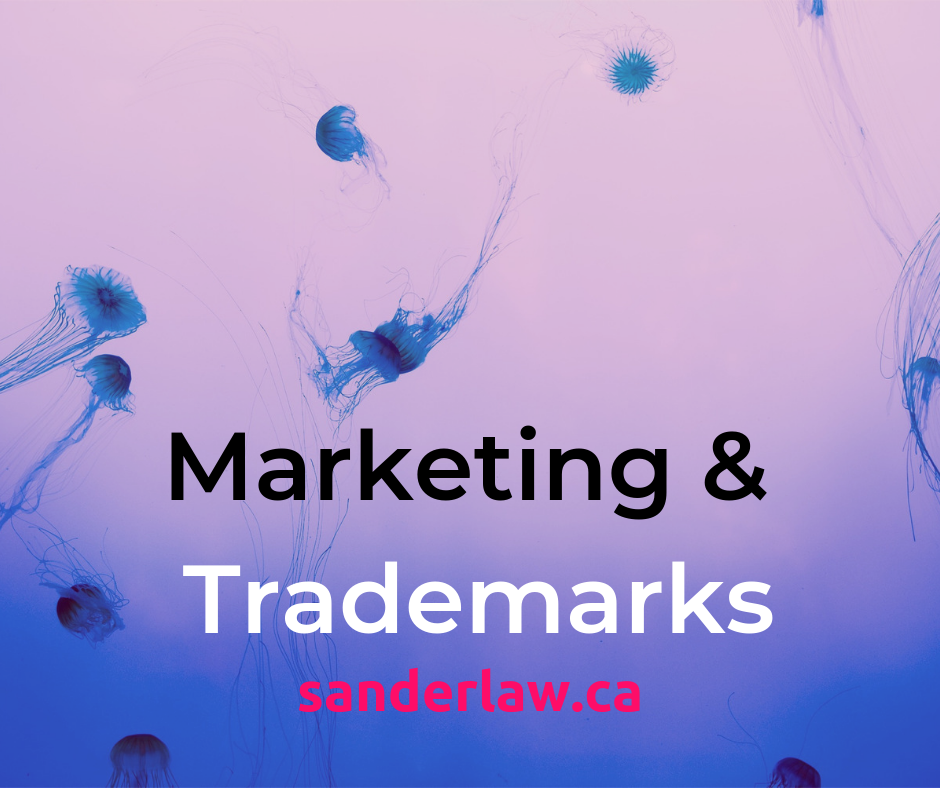 Marketing & Trademarks
